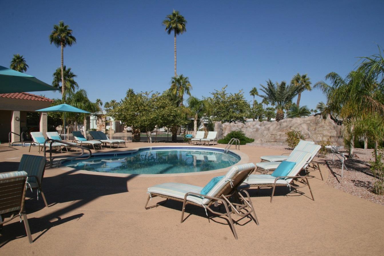 RV park pool
