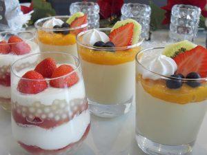 Dessert near Mesa mobile home parks